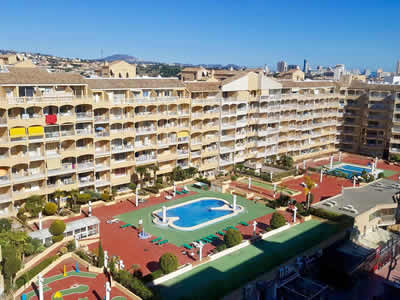 1 Bedroom Apartment For Rent Apolo 7 Apartments Calpe